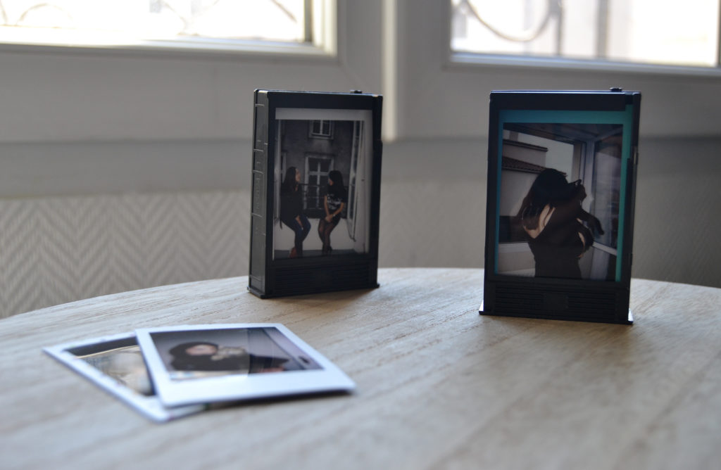 fujifilm DIY instax mini cadre photo polaroid