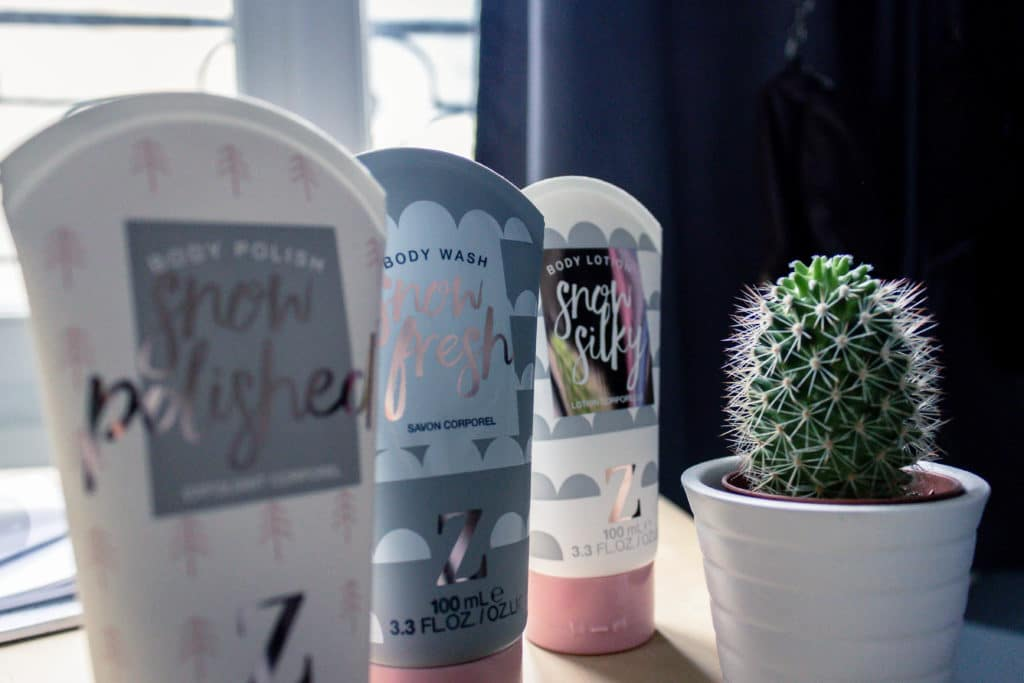 photo produit zoella tubes