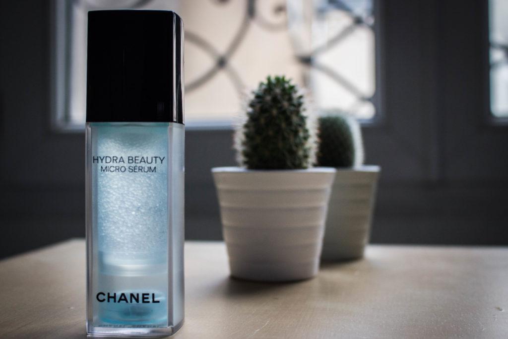 photo sérum hydra beauty Chanel
