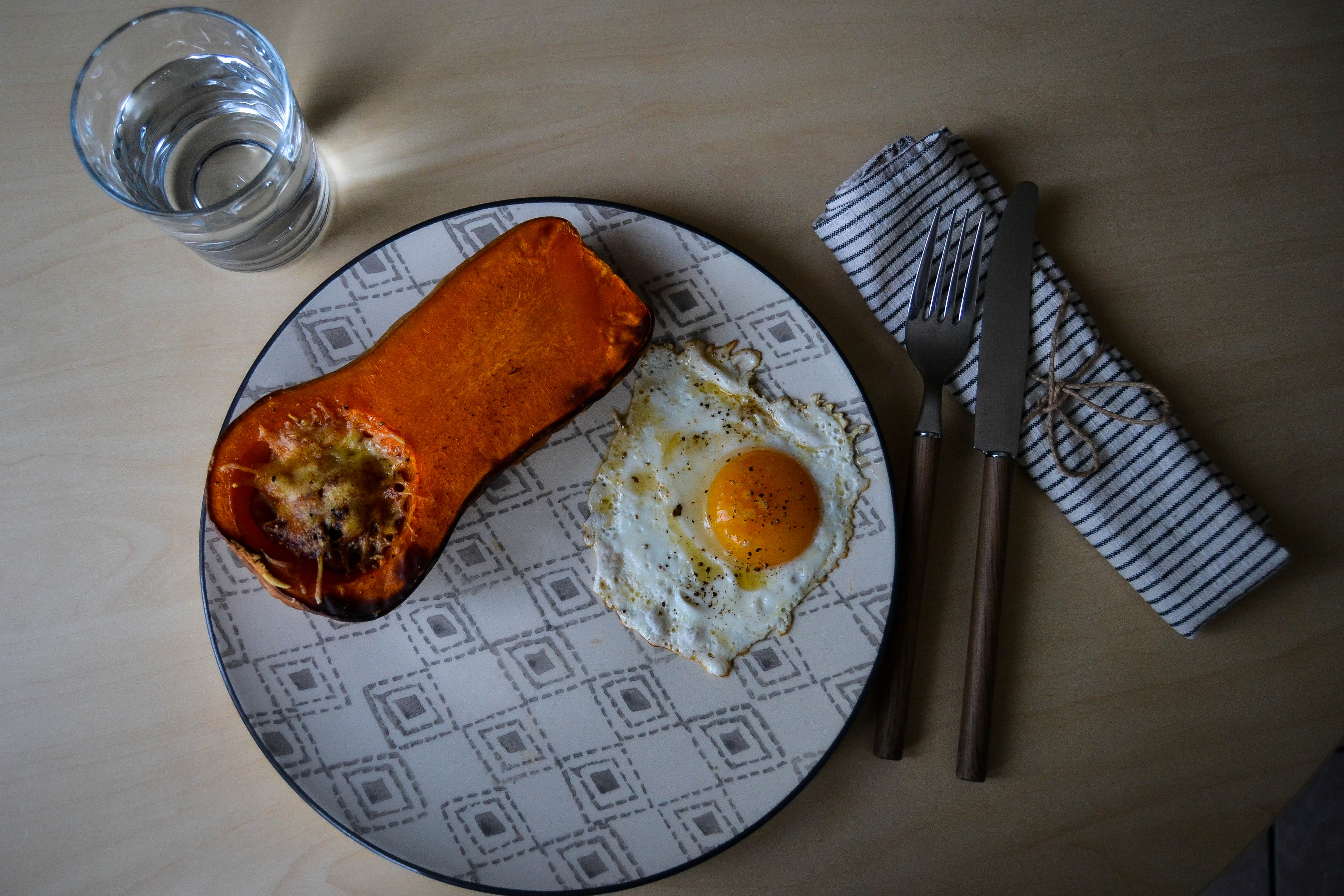 idée de recette butternut