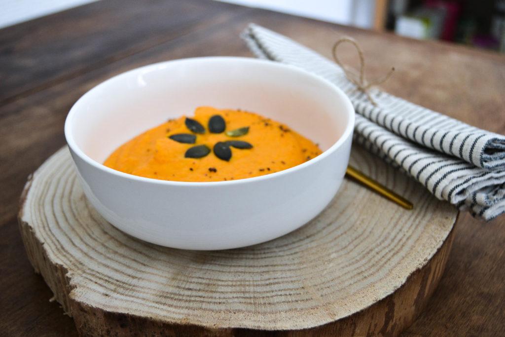 purée de carottes dans bol photo numéro 5