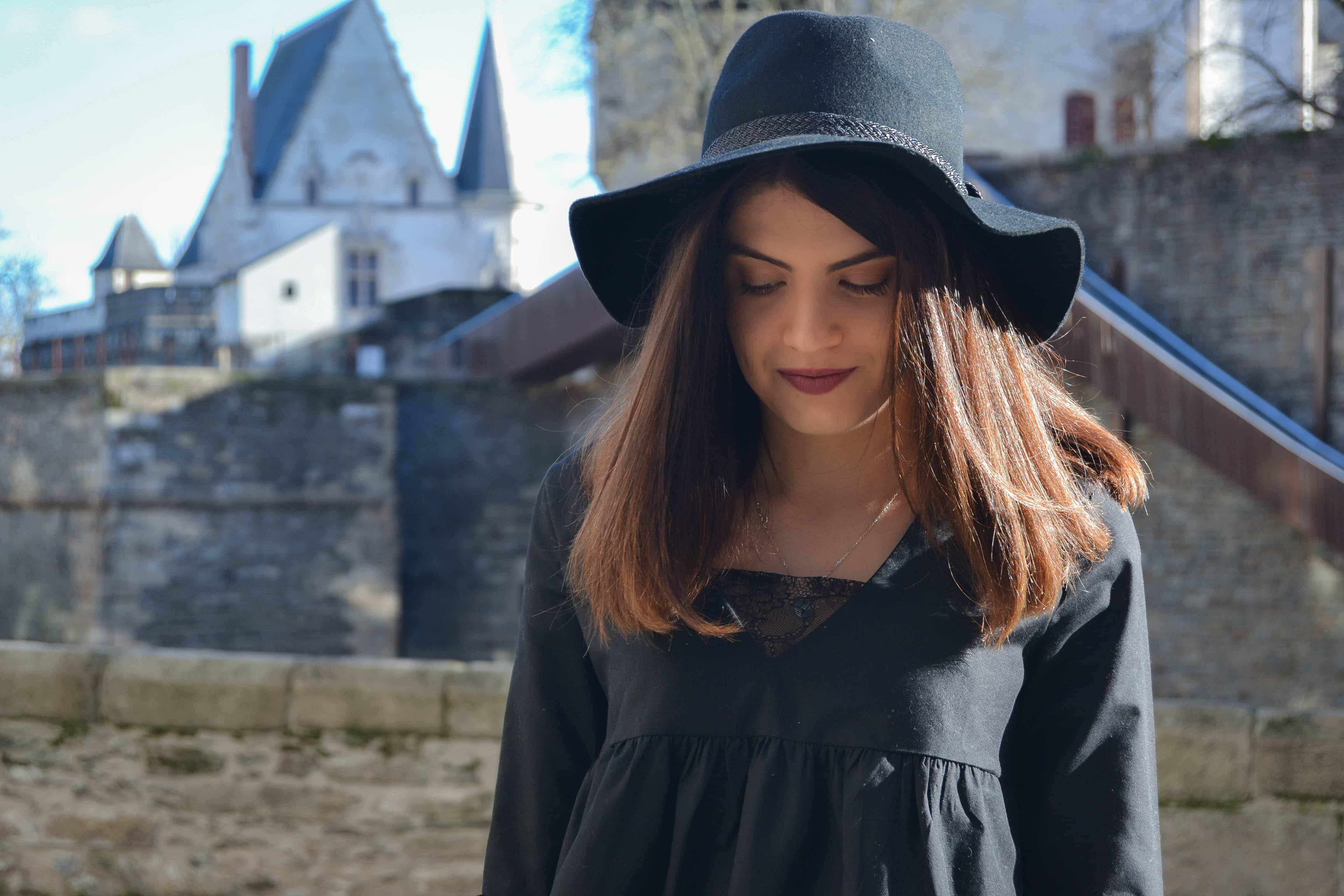 robe pretty little thing blog nantes noire