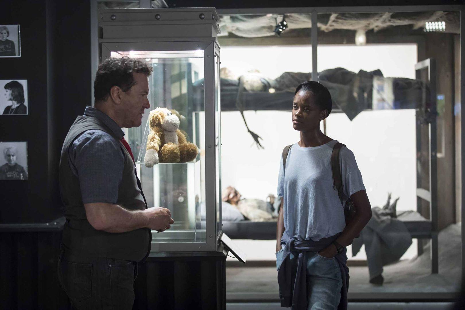Netflix série black mirror saison 4 musée fidjigirl