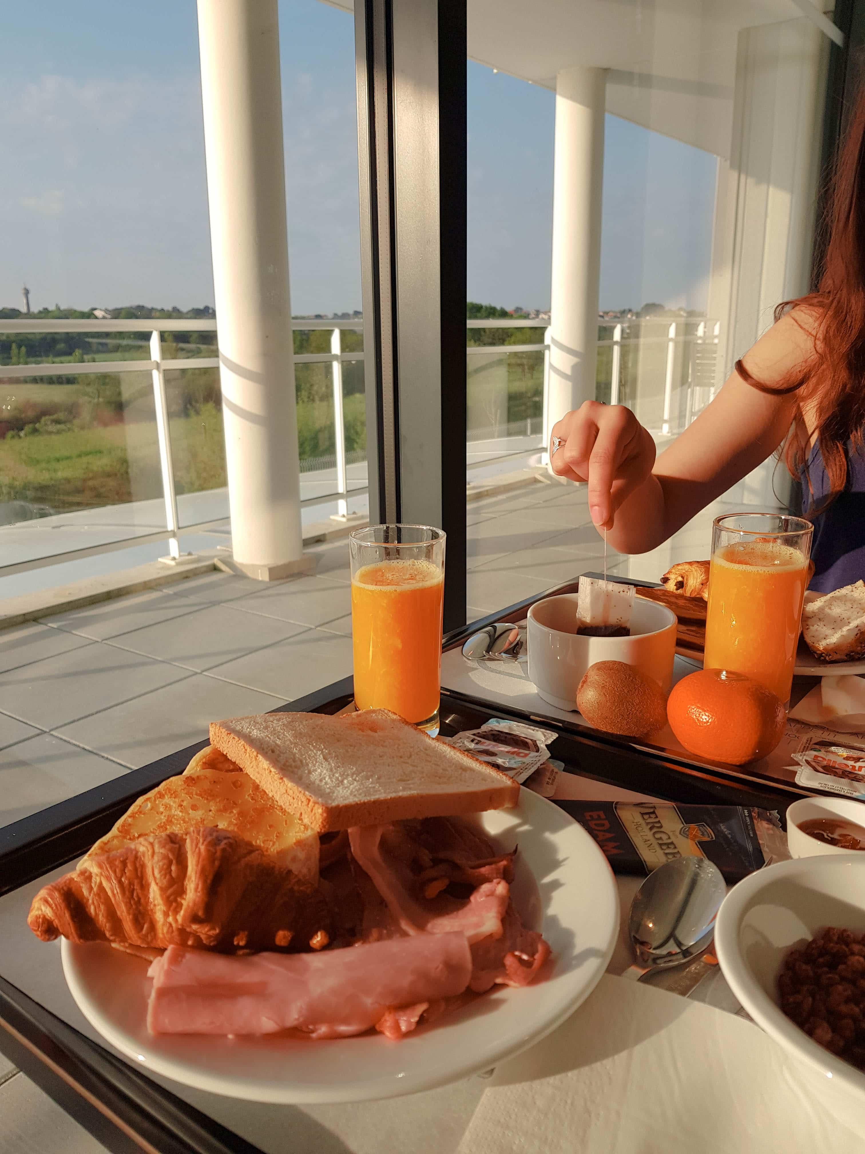 petits bonheurs du mois avril fidjigirl pornic petit déjeuner