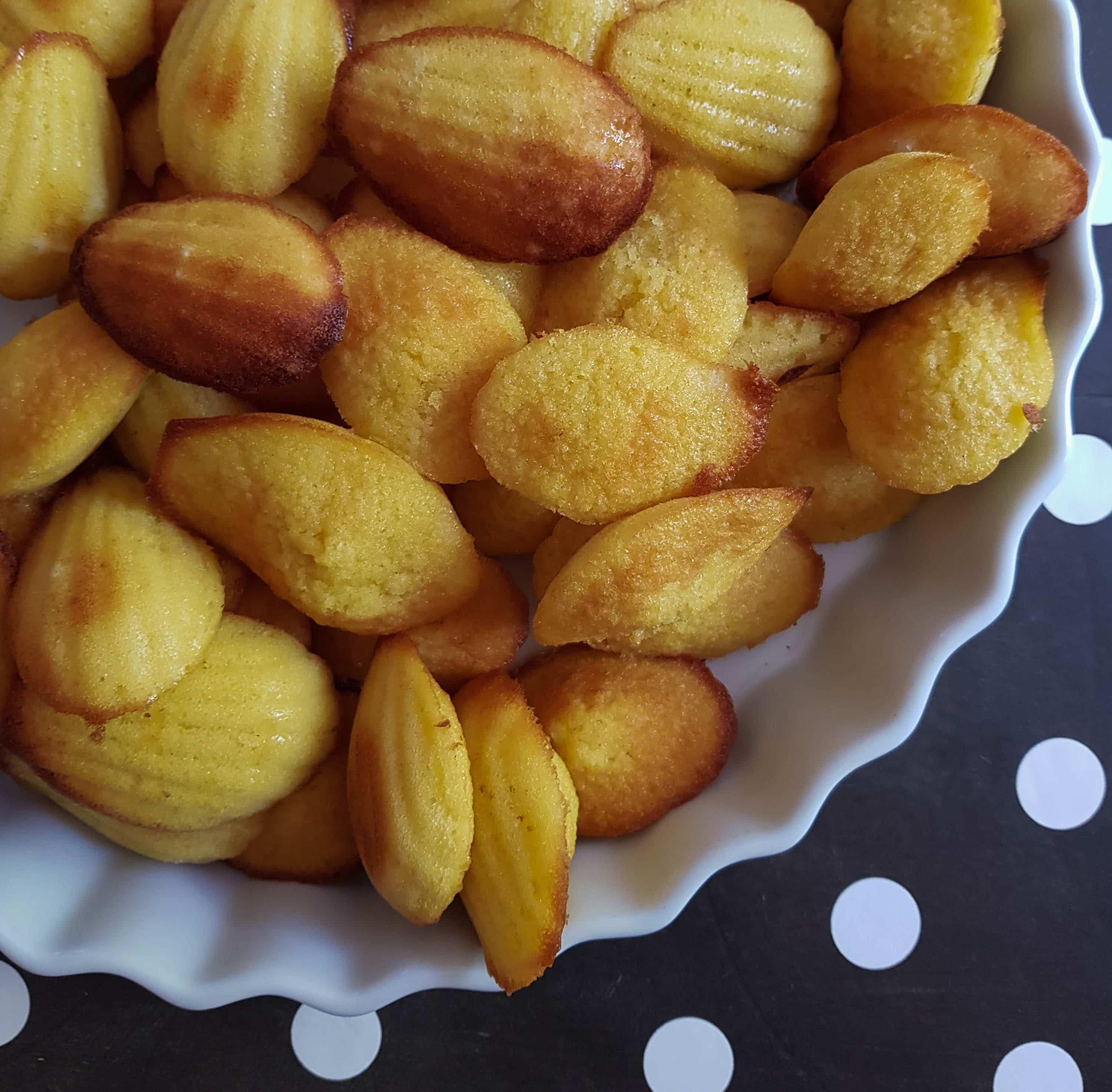 madeleine recettes fidjigirl blog