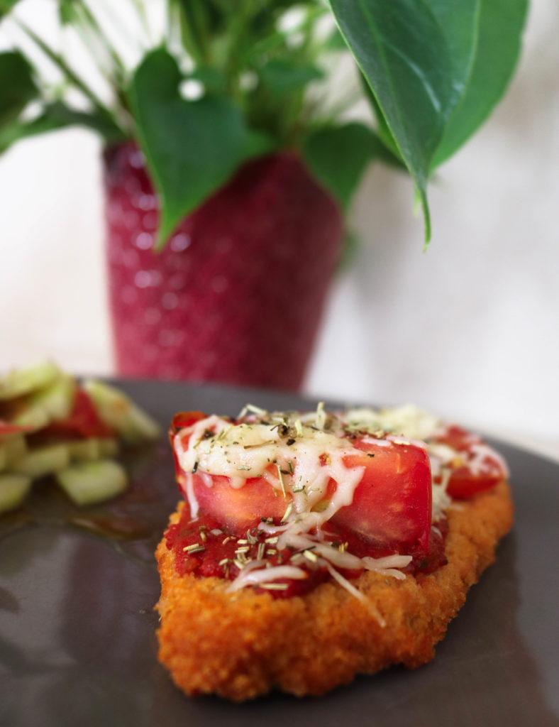 escalopes végétales